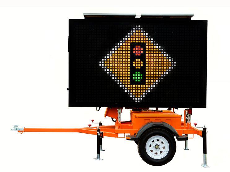 Panel-de-mensajería-variable-portatil-trailer