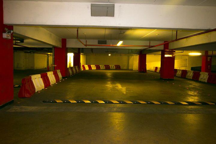 Rompemuelle 180 en Centro Comercial Santa Anita